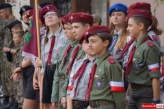 mieszkańcy Lwówka Śląskiego pamiętają o Powstaniu Warszawskim 18