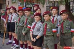mieszkańcy Lwówka Śląskiego pamiętają o Powstaniu Warszawskim 20