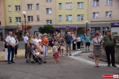 mieszkańcy Lwówka Śląskiego pamiętają o Powstaniu Warszawskim 39