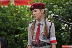 mieszkańcy Lwówka Śląskiego pamiętają o Powstaniu Warszawskim 40