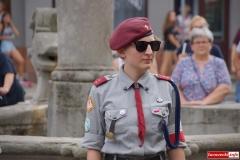 mieszkańcy Lwówka Śląskiego pamiętają o Powstaniu Warszawskim 42