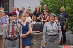 mieszkańcy Lwówka Śląskiego pamiętają o Powstaniu Warszawskim 43
