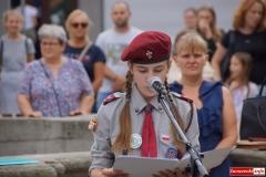 mieszkańcy Lwówka Śląskiego pamiętają o Powstaniu Warszawskim 44