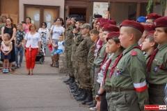 mieszkańcy Lwówka Śląskiego pamiętają o Powstaniu Warszawskim 46