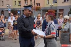 mieszkańcy Lwówka Śląskiego pamiętają o Powstaniu Warszawskim 54