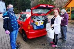 Mirsk - Dary dla bezdomnych 2