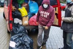 Mirsk - Dary dla bezdomnych 5