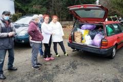 Mirsk - Dary dla bezdomnych 8