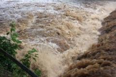 Mirsk wezbrane stany rzek podtopienia 11