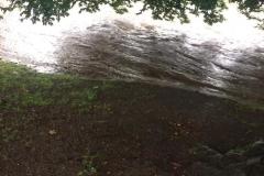Mirsk wezbrane stany rzek podtopienia 14