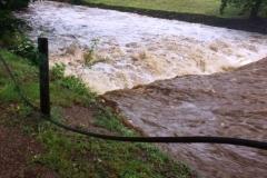 Mirsk wezbrane stany rzek podtopienia 19