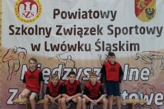"""Mistrzostwa Powiatu SZS – mini piłka siatkowa """"2"""" dziewcząt i chłopców 1"""