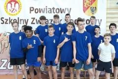 Piłka Ręczna Chłopców Igrzysk Młodzieży 2019  SP 1 Gryfów Śląski