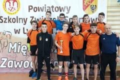 Piłka Ręczna Chłopców Igrzysk Młodzieży 2019  SP 1 Lwówek Śląski