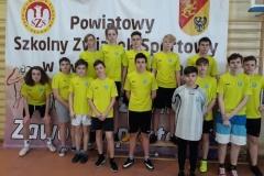 Piłka Ręczna Chłopców Igrzysk Młodzieży 2019  SP Mirsk
