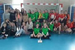 Mistrzostwa Powiatu SZS – piłka ręczna dziewcząt igrzysk młodzieży 2