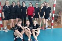 Mistrzostwa Powiatu SZS – piłka ręczna dziewcząt igrzysk młodzieży 3