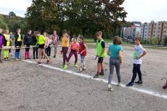 Mistrzostwa Powiatu - Sztafetowe Biegi Przełajowe  01