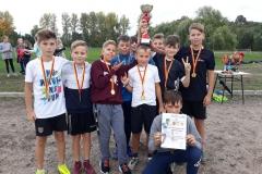 Mistrzostwa Powiatu - Sztafetowe Biegi Przełajowe  04