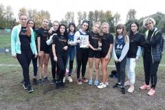Mistrzostwa Powiatu - Sztafetowe Biegi Przełajowe  11