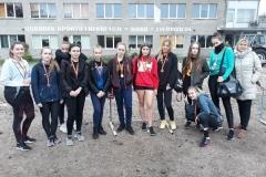 Mistrzostwa Powiatu - Sztafetowe Biegi Przełajowe  14