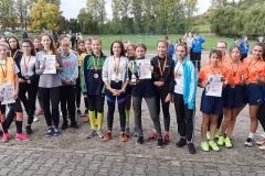 Mistrzostwa powiatu - sztafetowe biegi przełajowe  06