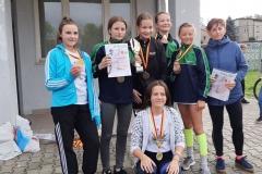 Mistrzostwa powiatu - sztafetowe biegi przełajowe  07
