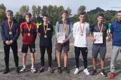 Mistrzostwa powiatu - sztafetowe biegi przełajowe  12