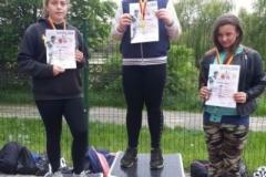 Mistrzostwa powiatu w lekkoatletycznych igrzyskach dzieci 03