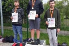 Mistrzostwa powiatu w lekkoatletycznych igrzyskach dzieci 05