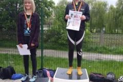 Mistrzostwa powiatu w lekkoatletycznych igrzyskach dzieci 06