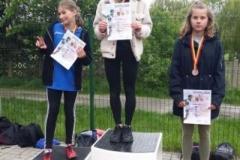 Mistrzostwa powiatu w lekkoatletycznych igrzyskach dzieci 07