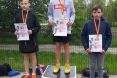 Mistrzostwa powiatu w lekkoatletycznych igrzyskach dzieci 08