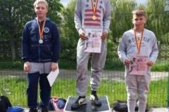 Mistrzostwa powiatu w lekkoatletycznych igrzyskach dzieci 11