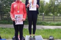 Mistrzostwa powiatu w lekkoatletycznych igrzyskach dzieci 12