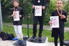Mistrzostwa powiatu w lekkoatletycznych igrzyskach dzieci 13