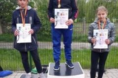 Mistrzostwa powiatu w lekkoatletycznych igrzyskach dzieci 14