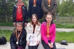Mistrzostwa powiatu w lekkoatletycznych igrzyskach dzieci 16
