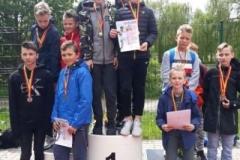 Mistrzostwa powiatu w lekkoatletycznych igrzyskach dzieci 17