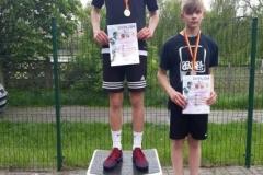 Mistrzostwa powiatu w lekkoatletycznych igrzyskach młodzieży 11