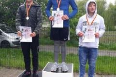 Mistrzostwa powiatu w lekkoatletycznych igrzyskach młodzieży 16