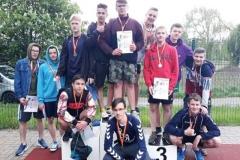 Mistrzostwa powiatu w lekkoatletycznych igrzyskach młodzieży 20