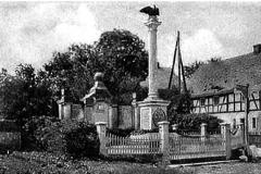 Niemiecki pomnik padł ofiarą wandali 2