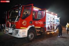 OSP Ubocze nowy wóz strażacki 13