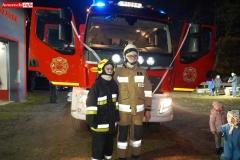 OSP Ubocze nowy wóz strażacki 26
