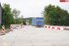 Otwarcie mostu zastępczego w Lwówku Śląśkim  (10)
