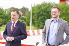 Otwarcie mostu zastępczego w Lwówku Śląśkim  (16)
