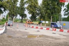 Otwarcie mostu zastępczego w Lwówku Śląśkim  (2)