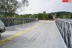 Otwarcie mostu zastępczego w Lwówku Śląśkim  (3)