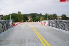 Otwarcie mostu zastępczego w Lwówku Śląśkim  (4)